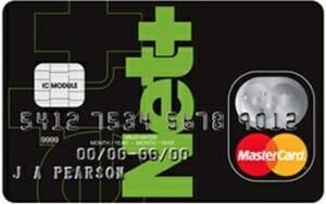 Net+ Kreditkarte