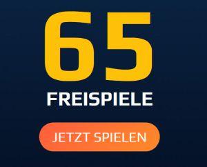 NetBet 65 Freispiele