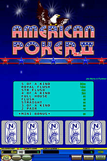 American Poker Novoline