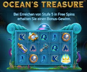Oceans Treasure Mobile