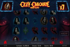 Ozzy Osbourne Mobile
