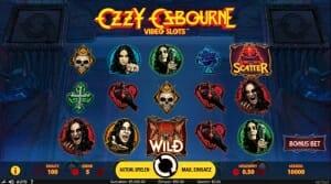 Ozzy Osbourne Slot Vorschau