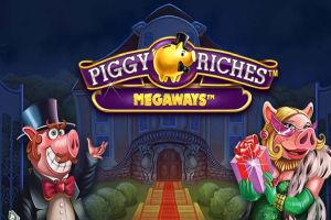 Piggy Riches Megaways Logo