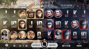 Planet of the Apes Mobile