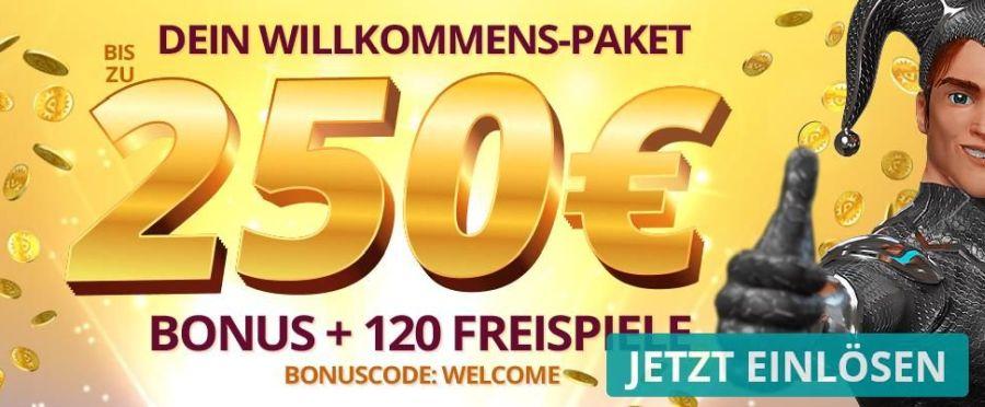 Platin Casino Bonus 2021