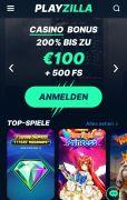 Playzilla App