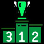 podium-gewinner