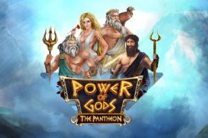 Power of the Gods Logo