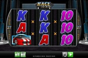 race to win vorschau