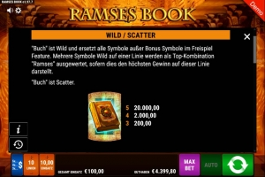 Ramses Book Vorschau Buch