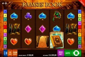 Ramses Book Vorschau Slot