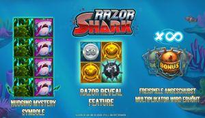 Razor Shark Mobile