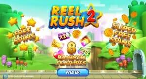 Reel Rush Bonus