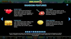 Reel Rush Feature