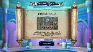 Rise of Merlin Bonus