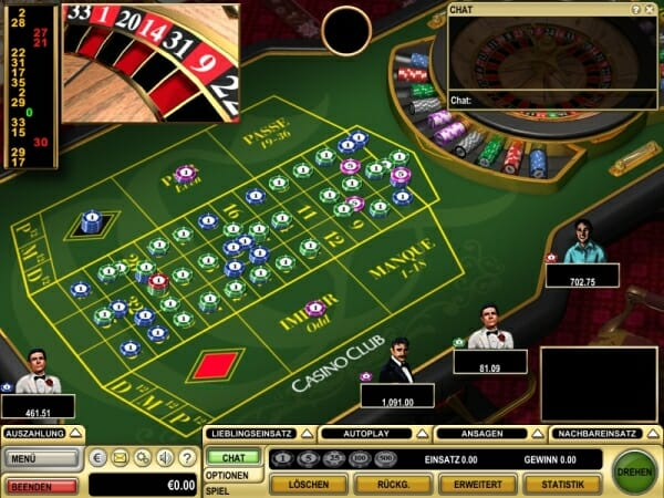 Spiele VIP Roulette Diamonds - Video Slots Online