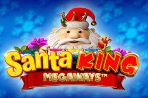 Santa King Megaways Logo