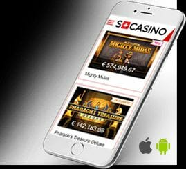Swiss Casino Mobile