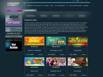 swiss casino online s