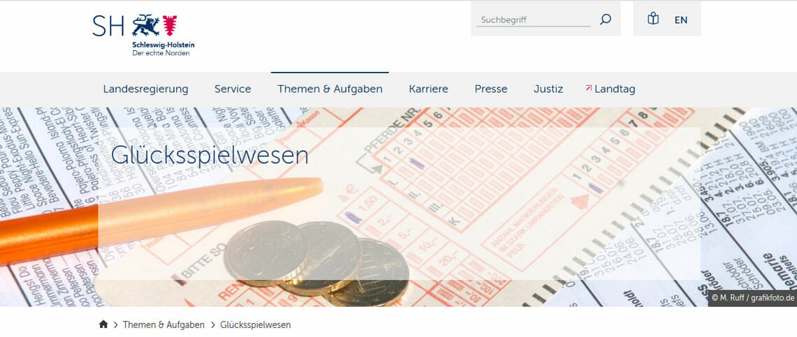 Online Casino Warum Nur Schleswig Holstein