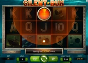 Silent Run online Slot