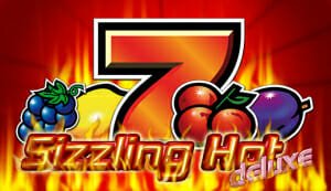 best online casino sizling hot