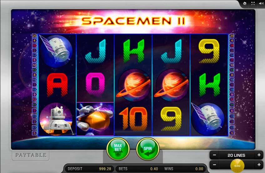 Spacemen 2 Vorschau
