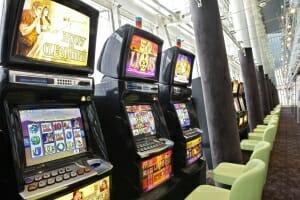 Spielautomaten im Casino Innsbruck