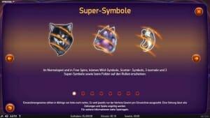 Spinsane Super Symbole