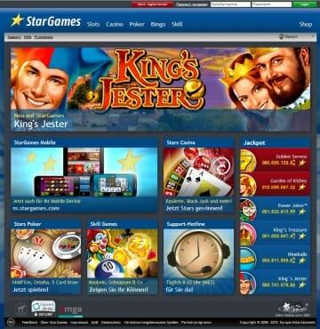 stargames online casino raonline