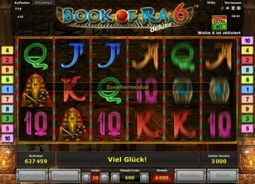 online casino test free casino games book of ra