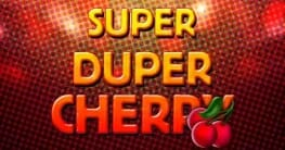 Super Duper Cherry Logo