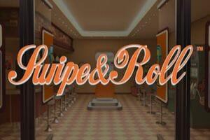 Swipe & Roll Slot Logo