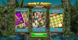 Temple Quest Vorschau Bonus