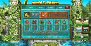 Temple Quest Vorschau Gewinne