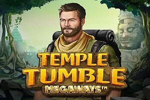Temple Tumble Megaways Slot Logo