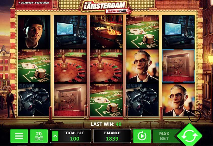 The Amsterdam Masterplan Vorschau