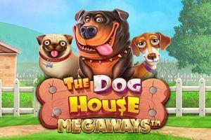The Dog House Megaways Logo