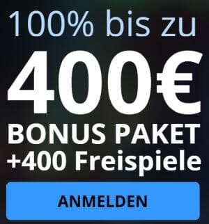 Twin Bonus Angebot