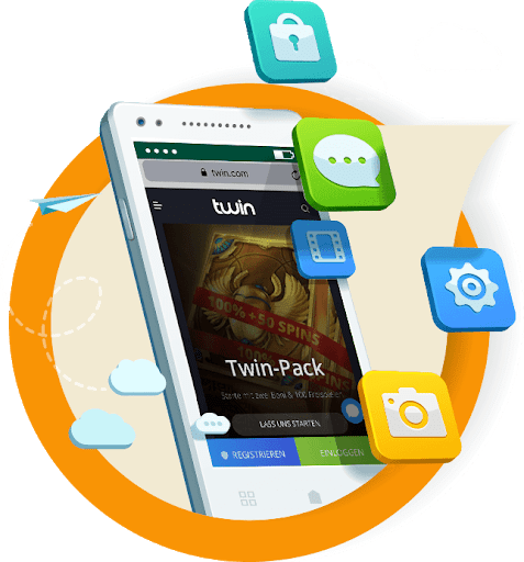 Twin Casino Web App