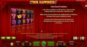 Twin Happiness Feature