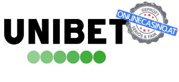 Unibet Casino Testsiegel