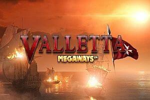 Valetta Megaways Slot Logo