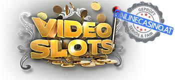 Videoslots Casino Testsiegel