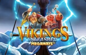 Vikings Megaways Logo