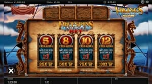 Vikings Unleashed Megaways Freespins