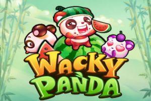 Wacky Panda Logo
