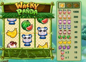 Wacky Panda Mobile