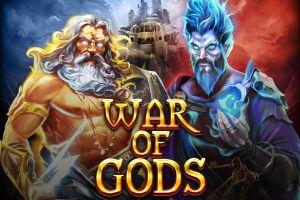 War of Gods Logo