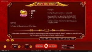 Whos the Bride Vorschau